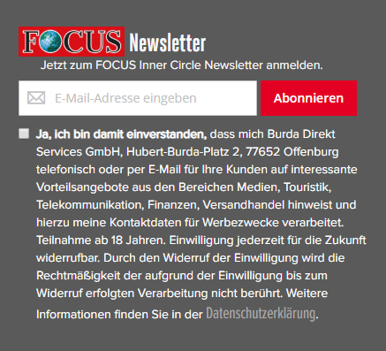 focus-newsletter